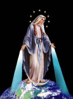 mother mary and the world